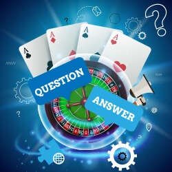 Casino questions and answers