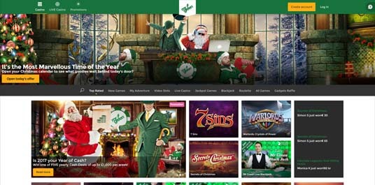 Mr. Green Online Casino – The Review Page