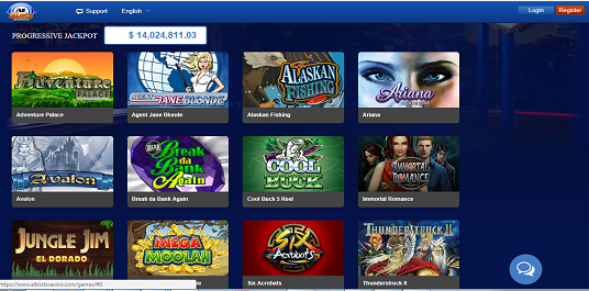All Slots Online Casino - The Review Page