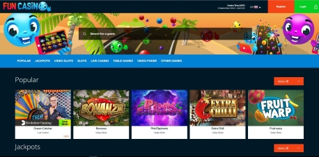 Fun Casino Online