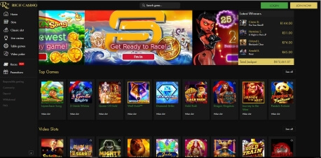 RichCasino Online Casino Review